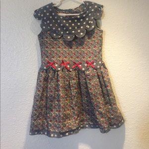 ❤️Beautiful Jam on Toast Girls Dress!